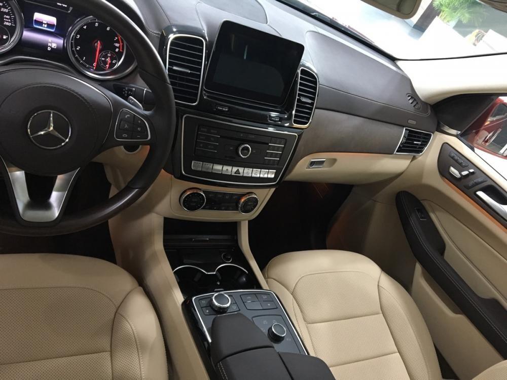 Mercedes-Benz GLS 400 4MATIC