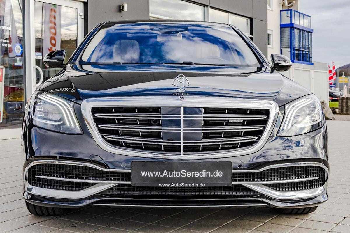 Mercedes-Maybach S560 4MATIC