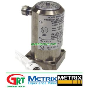 Metrix 5485C | Cảm biến chấn động Metrix 5485C | Low-frequency seismic sensor Metrix 5485C