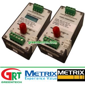 Metrix 5544 | Bộ điều biến tín hiệu cảm biến Metrix 5544 | Speed sensor signal conditioner 5544
