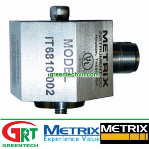 Metrix IT6810 | Cảm biến độ chấn động Metrix IT6810 | Shock sensor Metrix IT6810