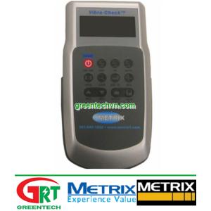 Metrix VM3800 | Máy đo độ rung cầm tay Metrix VM3800 | Portable vibration meter VM3800 | Metrix
