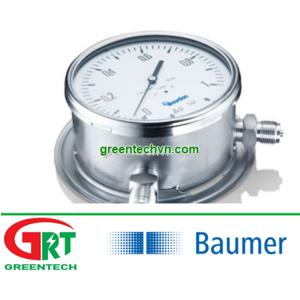 MEX5-D30.B22/0751 // 10281882 | Baumer | Pressure Gauge | Đồng hồ áp suất | Baumer Vietnam