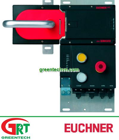 Euchner MGB-PN | Khóa chốt an toàn MGB-PN | Bolt lock / for doors / safety MGB-PN | Euchner