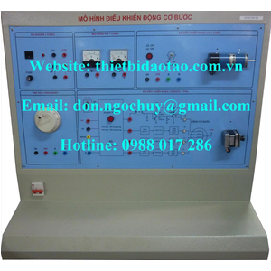 Bộ ứng dụng điều khiển động cơ bước bằng PLC