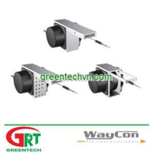 MH120 | Draw-wire position sensor | Cảm biến vị trí dây rút | WayCon Việt Nam