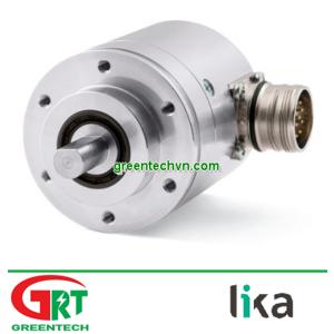 MH58S | Lika | Bộ mã hóa vòng xoay | Multi-turn rotary encoder / absolute /hollow-shaft