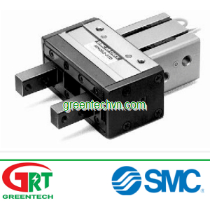 Angular gripper / pneumatic / 2-jaw / compact ø 6 - 7 mm | MHC2 series | SMC Vietnam | Khí nén SMC