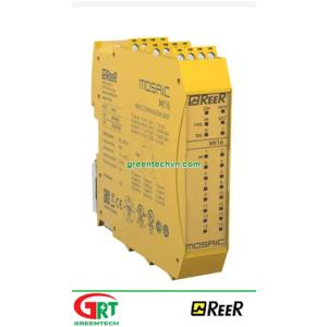 MI16 Series | Reer MI16 Series | Mô-đun MI16 Series | Input module MI16 | Reer Việt Nam