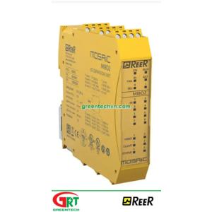 MI8O2 Series| Reer MI8O2 Series | Mô-đun MI8O2 Series | Inputs I/O module MI8O2 | Reer Việt Nam