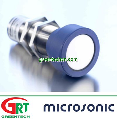 MIC-340/IU/M   Microsonic   Cảm biến tiệm cận siêu âm   Microsonics VietNam