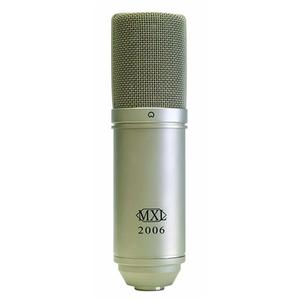 Mic thu âm MXL 2006 Large Diaphragm Condenser Cardioid