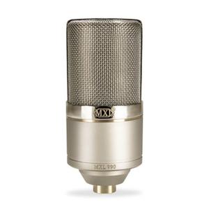 Mic thu âm MXL 990 HE Condenser Microphone