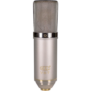 Mic thu âm MXL V67G HE Heritage Edition Solid-State Condenser Microphone