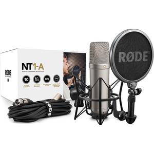 Mic thu âm Rode NT1-A Large Diaphragm Condenser new 2020