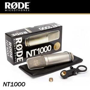 Mic thu âm Rode NT1000 1