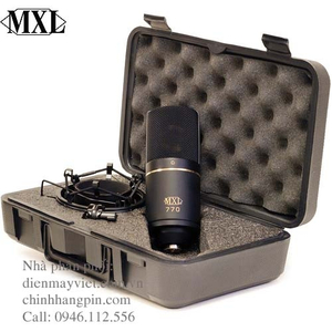 Micro thu âm MXL 770 Cardioid Condenser