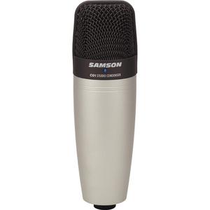 Micro thu âm Samson C01 Large Diaphragm Condenser