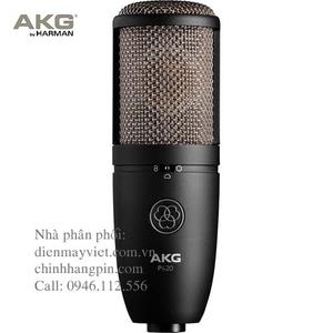 Microphone AKG Project Studio P420 (3101H00430)