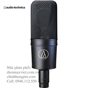 Microphone Audio-Technica AT4033/CL - Studio ( AT4033/CL)