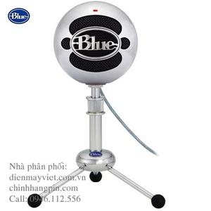 Microphone Blue Snowball USB Brushed Aluminum chính hãng