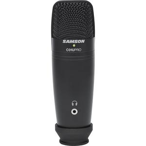 Microphone Samson C01U Pro USB