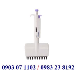 Micropipette 8 kênh hấp tiệt trùng 0.5- 10 ul