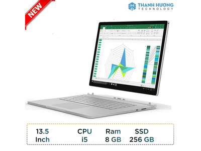 Microsoft Surface Book 3 - 13.5 inch - Core i5 - Ram 8GB - SSD 256GB New Seal