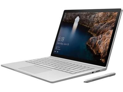 Microsoft Surface Book (Core i7-6600U | Ram 8GB | SSD 256GB | 13.5 inch WQXGA+ Touch)