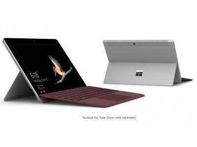 Microsoft Surface Go (Intel 4415Y | RAM 8GB | SSD 128GB | 10inch | Keyboard)