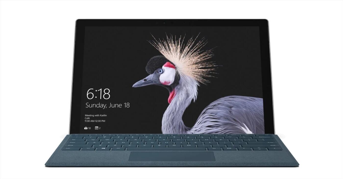Microsoft Surface Pro 2017 (Pro 5) (Core i5 7300U | RAM 8GB | SSD 256GB | 12inch New seal