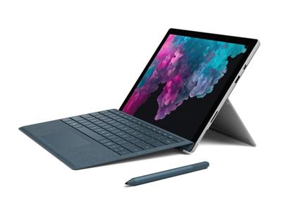 Microsoft Surface Pro 6 (Core i7-8650U | RAM 8GB | SSD 256GB | 12inch Mới 100%