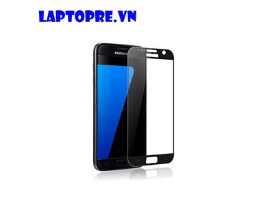 Miếng dán cường lực cho Samsung Galaxy S6 - S7 (đen)