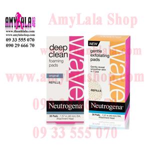 Miếng pads massage trị mụn, nám Neutrogena 7miếng/hộp - 0902966670 - 0933555070 - thanhlala.com: