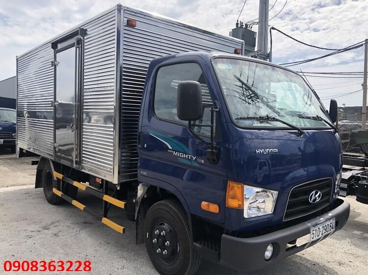 Xe tải HYUNDAI NEW MIGHTY 75S Thùng Kín 3,5 Tấn