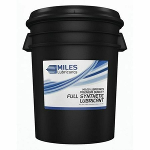 MILES SXR COMP COOLANT 46 ROTARY COMPRESSOR FLUID 5 GAL. PAIL, MSF1537003