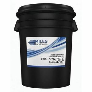 MILES SXR COMP OIL PLUS 46 ROTARY COMPRESSOR FLUID 5 GAL. PAIL, MSF1553003