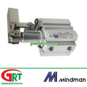 Mindman MCKB-32-25M | Xylanh khí nén Mindman MCKB-32-25M | Cylinder Mindman MCKB-32-25M