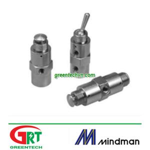 Mindman MVHA-4V | Van khí nén bằng tay Mindman MVHA-4V