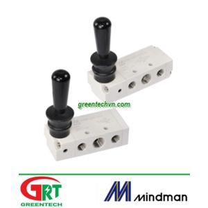 Mindman MVHB-220-4TVC-SP | Van khí nén bằng tay Mindman MVHB-220-4TVC-SP