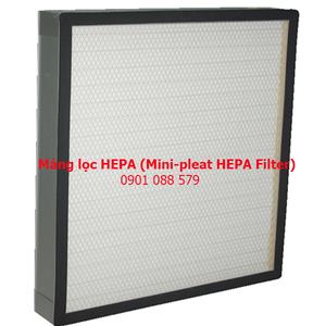 Màng lọc HEPA (Mini-pleat HEPA Filter)