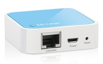 Mini Pocket Wireless Router TP-LINK TL-WR702N