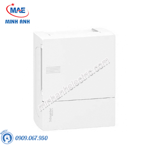 Tủ điện nhựa nổi, cửa trơn chứa 6 MCB - Model MIP12106