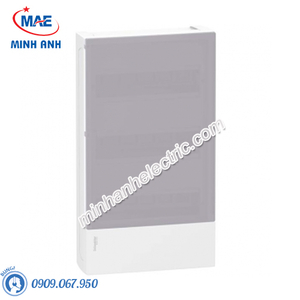 Tủ điện nhựa nổi, cửa mờ chứa 36 MCB - Model MIP12312T