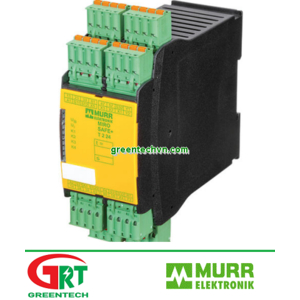 MIRO SAFE+ T   Safety relay   Rơ le an toàn MIRO SAFE+ T   Murr Elektronik Vietnam