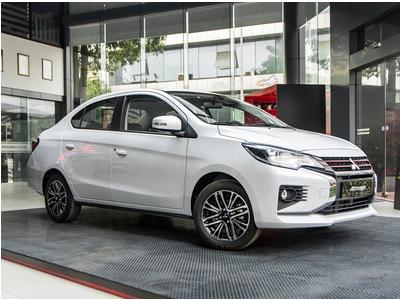 Mitsubishi Attrage 1.2 CVT Premium