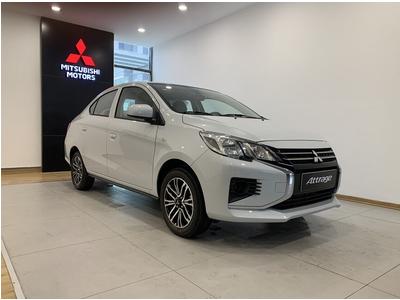 Mitsubishi Attrage 1.2 MT