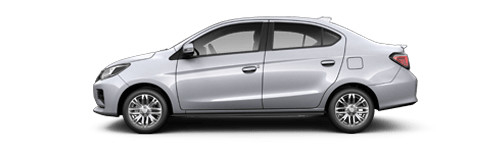 Mitsubishi Attrage 5 chỗ