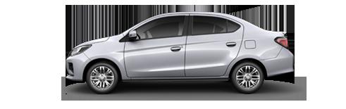 Mitsubishi New Attrage