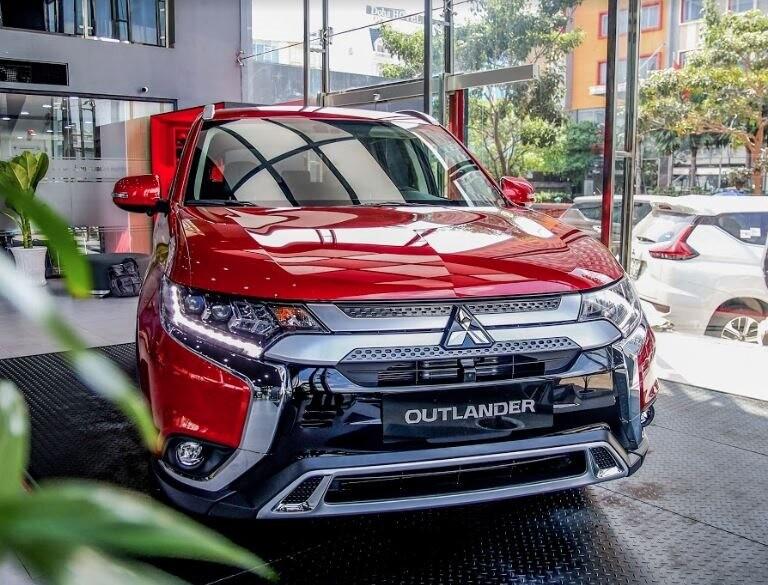 Cửa hàng Mitsubishi Ninh Bình